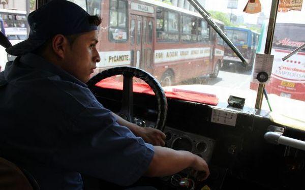 Choferes de Lima sufren desórdenes mentales