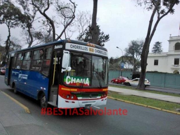 ¿Será esta la Reforma del Transporte que nos prometió Susana Villarán?