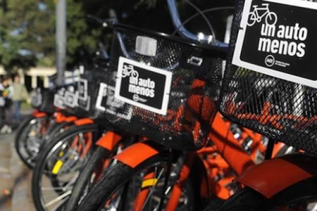 Usar Bici: un auto menos
