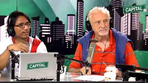 Entrevista en Radio Capital con Guillermo Giacosa