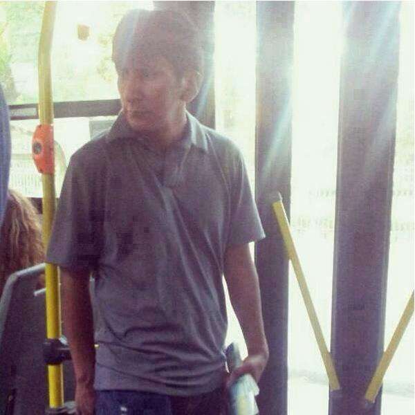 metro16 - Vía @gherbas, Messi a punto de bajar del metropolitano